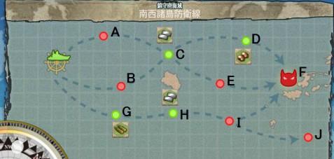 1-4南西諸島防衛線